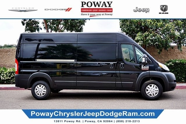 2019 ProMaster 2500 High Roof FWD,  Empty Cargo Van #CX16809 - photo 7