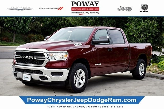 2019 Ram 1500 Crew Cab 4x2, Pickup #CX17051 - photo 9