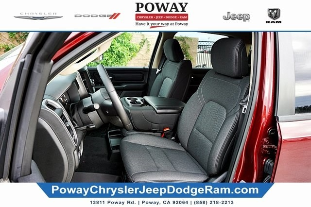 2019 Ram 1500 Crew Cab 4x2, Pickup #CX17051 - photo 18
