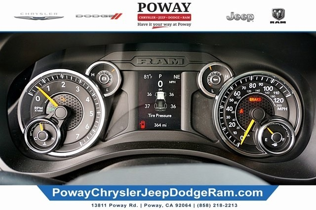 2019 Ram 1500 Crew Cab 4x2, Pickup #CX17051 - photo 34
