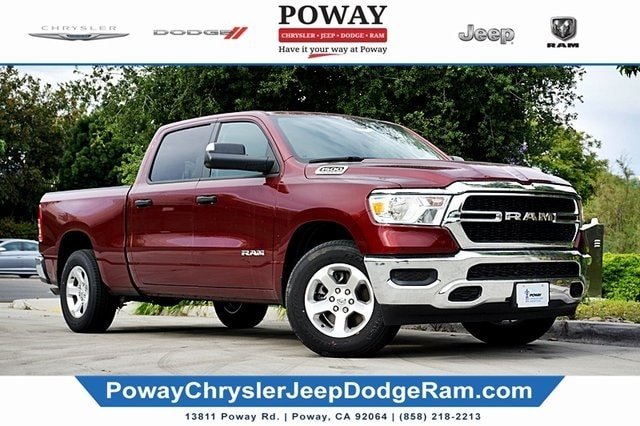 2019 Ram 1500 Crew Cab 4x2, Pickup #CX17051 - photo 1