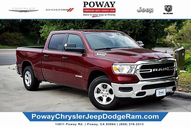 2019 Ram 1500 Crew Cab 4x2, Pickup #CX17051 - photo 3