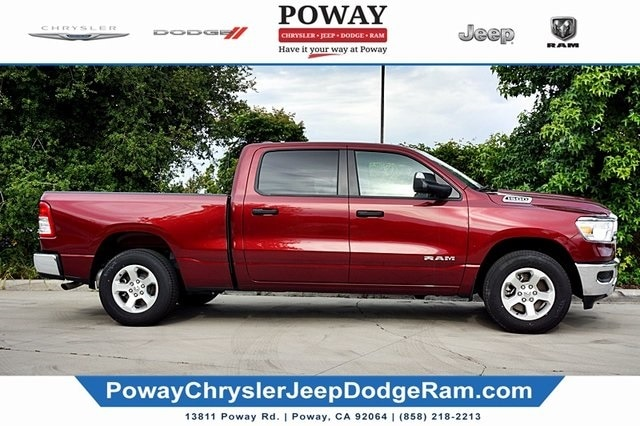 2019 Ram 1500 Crew Cab 4x2, Pickup #CX17051 - photo 5