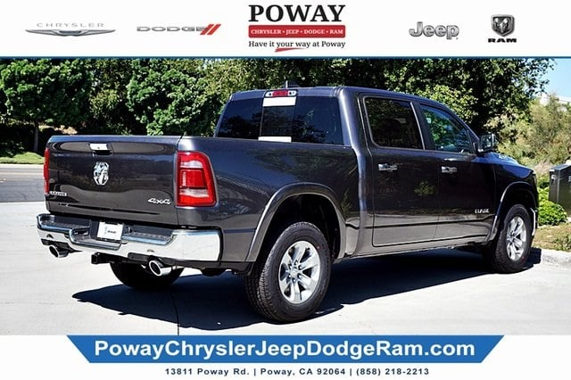 2019 Ram 1500 Crew Cab 4x4,  Pickup #CX17182 - photo 2