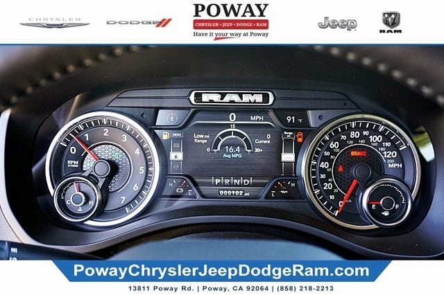 2019 Ram 1500 Crew Cab 4x4,  Pickup #CX17182 - photo 40