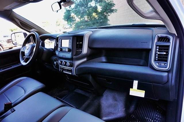 2019 Ram 3500 Crew Cab 4x2, Custom Truck Body & Equipment Stake Bed #CX17433 - photo 13