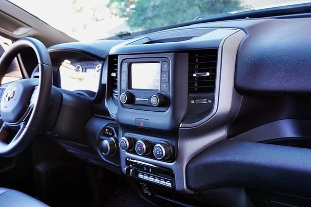 2019 Ram 3500 Crew Cab 4x2, Custom Truck Body & Equipment Stake Bed #CX17433 - photo 15