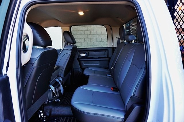 2019 Ram 3500 Crew Cab 4x2, Custom Truck Body & Equipment Stake Bed #CX17433 - photo 19