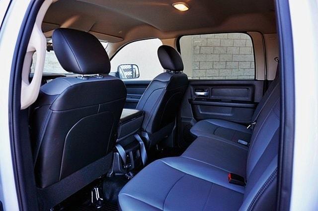 2019 Ram 3500 Crew Cab 4x2, Custom Truck Body & Equipment Stake Bed #CX17433 - photo 21