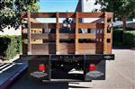 2019 Ram 3500 Crew Cab 4x2, Custom Truck Body & Equipment Stake Bed #CX17433 - photo 10
