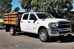 2019 Ram 3500 Crew Cab 4x2, Custom Truck Body & Equipment Stake Bed #CX17433 - photo 5