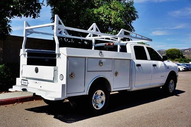 2019 Ram 2500 Crew Cab 4x4, RhinoPro Truck Outfitters Service Body #CX17586 - photo 1