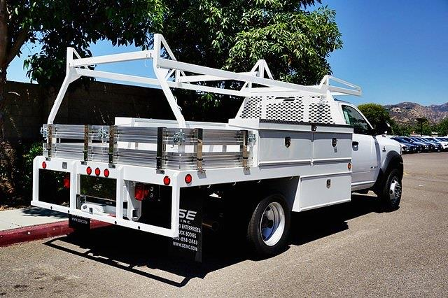 2020 Ram 5500 Regular Cab DRW 4x2, Scelzi Contractor Body #CX17600 - photo 1