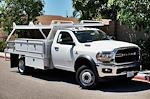 2020 Ram 5500 Regular Cab DRW 4x2, Scelzi CTFB Contractor Body #CX17600 - photo 3