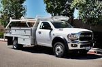 2020 Ram 5500 Regular Cab DRW 4x2, Scelzi CTFB Contractor Body #CX17600 - photo 6