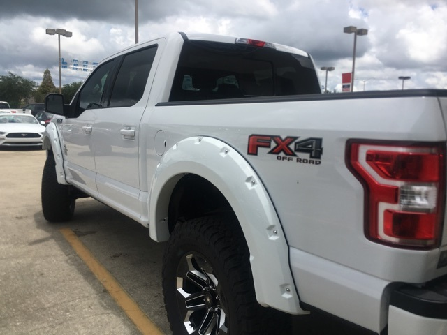 2018 F-150 SuperCrew Cab 4x4,  Pickup #F223 - photo 2