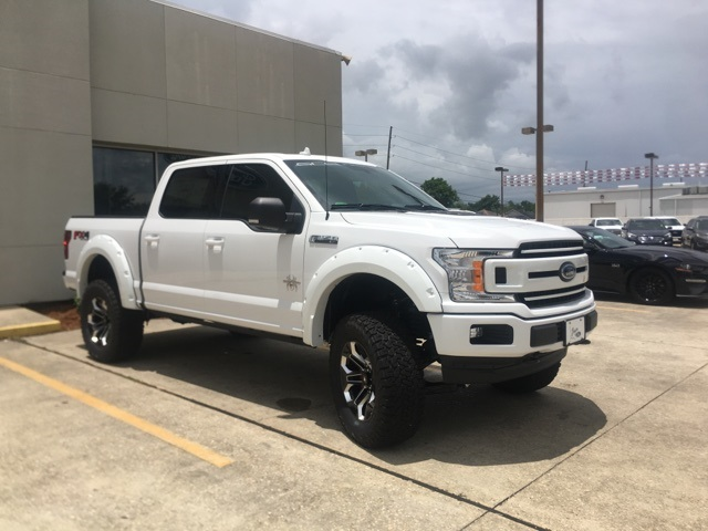 2018 F-150 SuperCrew Cab 4x4,  Pickup #F223 - photo 4