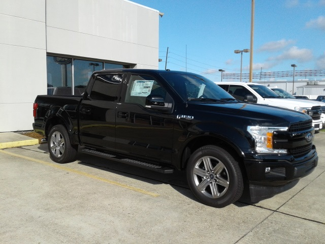 2018 F-150 SuperCrew Cab 4x2,  Pickup #F347 - photo 5