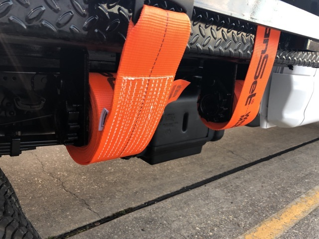 2019 F-350 Crew Cab DRW 4x4,  CM Truck Beds RD Model Platform Body #F406 - photo 15