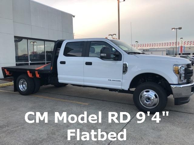 2019 F-350 Crew Cab DRW 4x4,  CM Truck Beds RD Model Platform Body #F406 - photo 6
