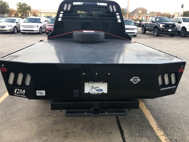 2019 F-350 Crew Cab DRW 4x4,  CM Truck Beds RD Model Platform Body #F406 - photo 7