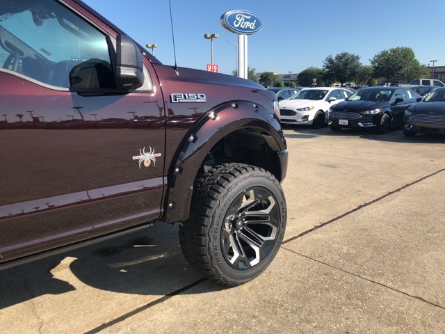 2018 F-150 SuperCrew Cab 4x4,  Pickup #F408 - photo 7