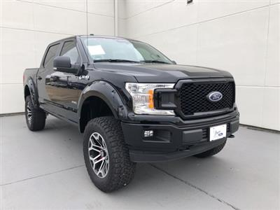 2018 F-150 SuperCrew Cab 4x4,  Pickup #F432 - photo 5