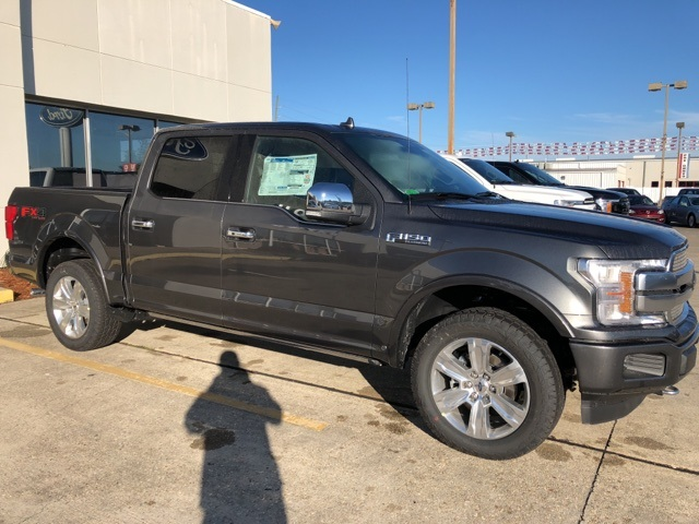 2018 F-150 SuperCrew Cab 4x4,  Pickup #F435 - photo 5