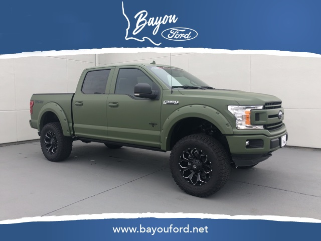 2018 F-150 SuperCrew Cab 4x4,  Pickup #F444 - photo 1