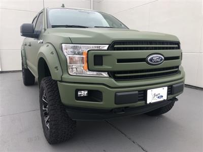 2018 F-150 SuperCrew Cab 4x4,  Pickup #F444 - photo 5