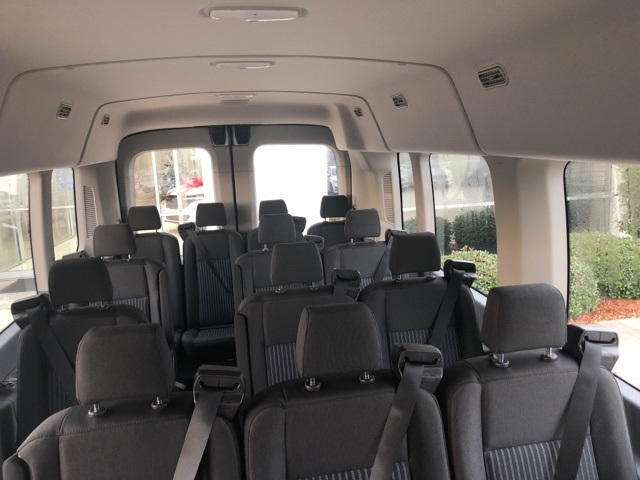 2019 Transit 350 Med Roof 4x2,  Passenger Wagon #F457 - photo 29