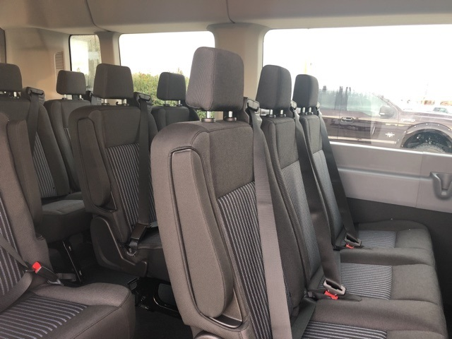 2019 Transit 350 Med Roof 4x2,  Passenger Wagon #F457 - photo 9