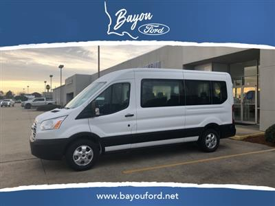 2019 Transit 350 Med Roof 4x2,  Passenger Wagon #F457 - photo 1