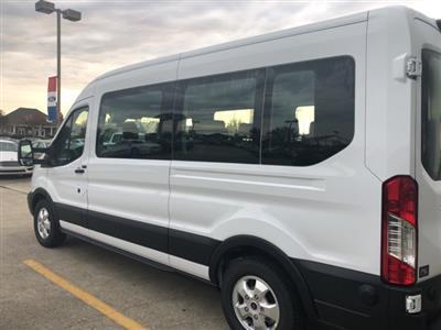 2019 Transit 350 Med Roof 4x2,  Passenger Wagon #F459 - photo 2
