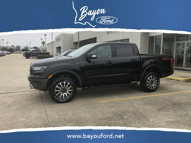 2019 Ranger SuperCrew Cab 4x4,  Pickup #F520 - photo 1