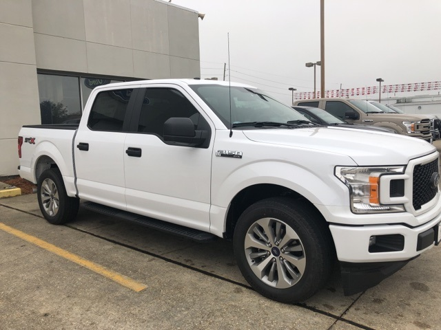 2018 F-150 SuperCrew Cab 4x2,  Pickup #FT516 - photo 4