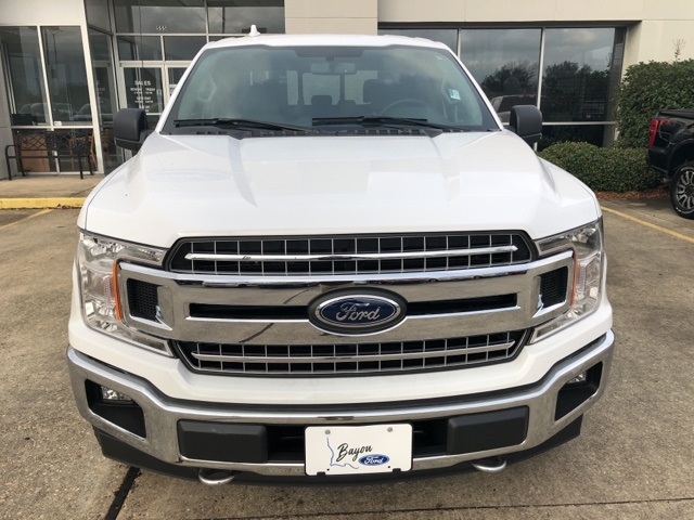 2018 F-150 SuperCrew Cab 4x4,  Pickup #FT540 - photo 4