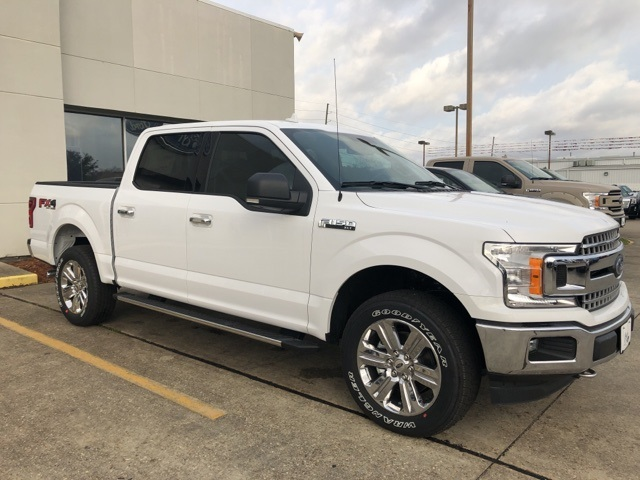 2018 F-150 SuperCrew Cab 4x4,  Pickup #FT540 - photo 5