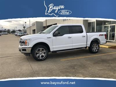 2018 F-150 SuperCrew Cab 4x4,  Pickup #FT540 - photo 1
