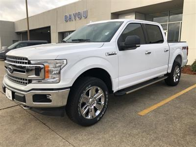 2018 F-150 SuperCrew Cab 4x4,  Pickup #FT540 - photo 3