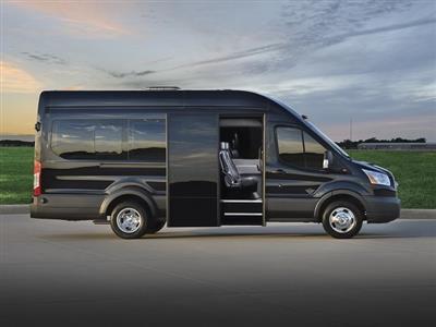 2019 Transit 350 HD High Roof DRW 4x2,  Passenger Wagon #FV100 - photo 2