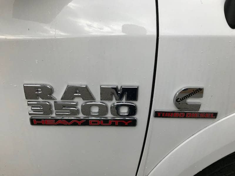 2018 Ram 3500 Crew Cab DRW 4x4,  Cab Chassis #N2329 - photo 8