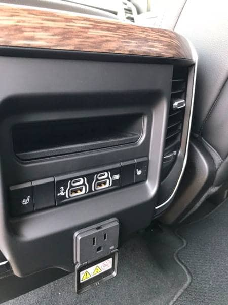2019 Ram 1500 Crew Cab 4x4,  Pickup #NJ104 - photo 23