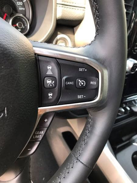 2019 Ram 1500 Crew Cab 4x4,  Pickup #NJ104 - photo 25
