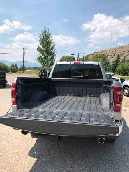 2019 Ram 1500 Crew Cab 4x4,  Pickup #NJ104 - photo 9