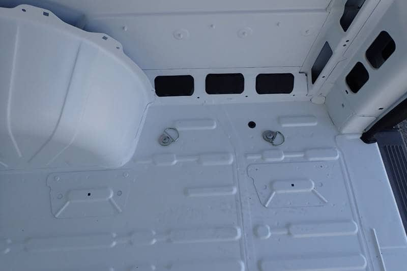 2018 ProMaster 3500 High Roof FWD,  Empty Cargo Van #NJ110 - photo 9
