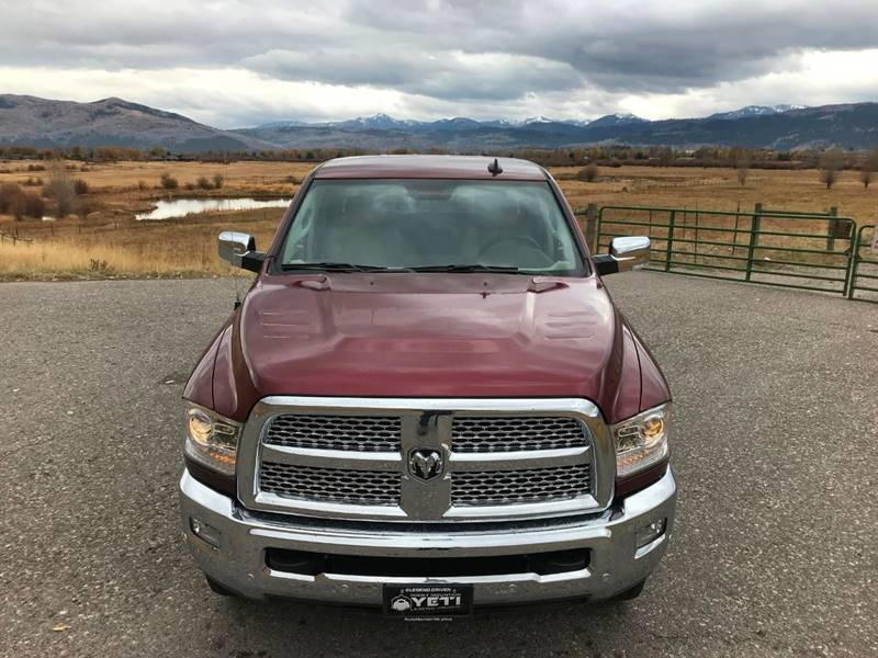 2018 Ram 2500 Crew Cab 4x4,  Pickup #NJ176 - photo 3