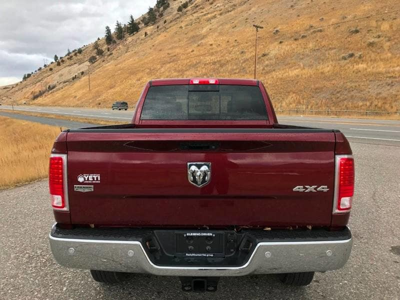 2018 Ram 2500 Crew Cab 4x4,  Pickup #NJ176 - photo 2