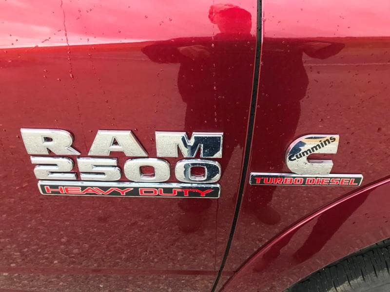2018 Ram 2500 Crew Cab 4x4,  Pickup #NJ176 - photo 7