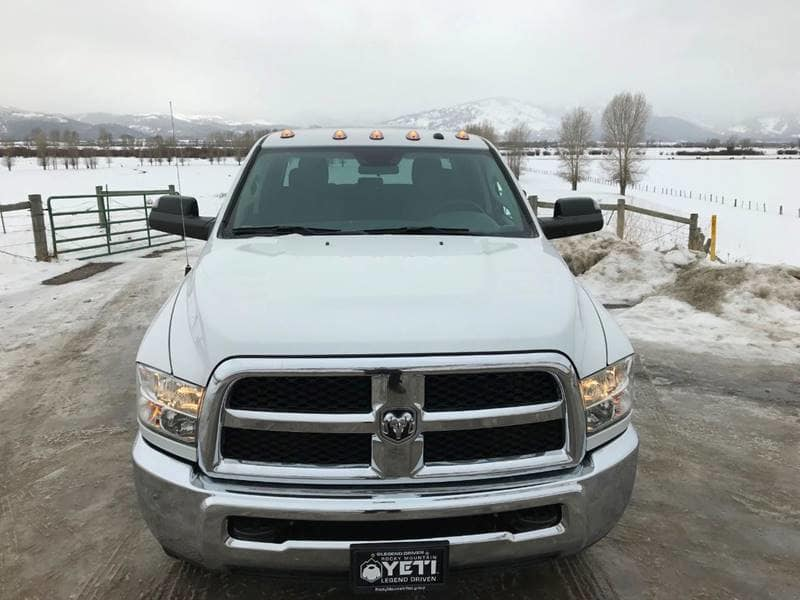 2018 Ram 3500 Crew Cab DRW 4x4,  Cab Chassis #NJ180 - photo 3